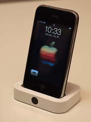 iphone 3G (8GB)black